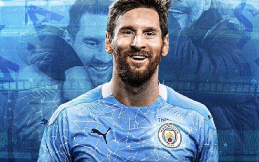 Papelón: La Nación tomó un audio de un imitador de Messi como cierto