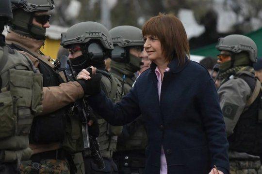 ¿vuelve el servicio militar?: bullrich lanzo ?formacion? a cargo de la gendarmeria nacional para jovenes