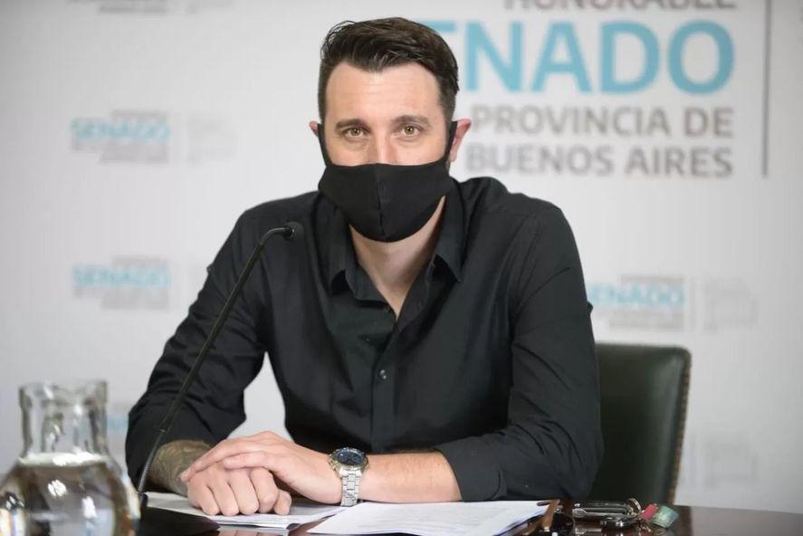 El senador bonaerense del PRO, Walter Lanaro, evaluó la situación de la policía bonaerense