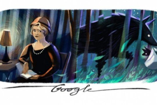 feminismo y poesia en el nuevo doodle de google: mira a quien homenajea el popular buscador