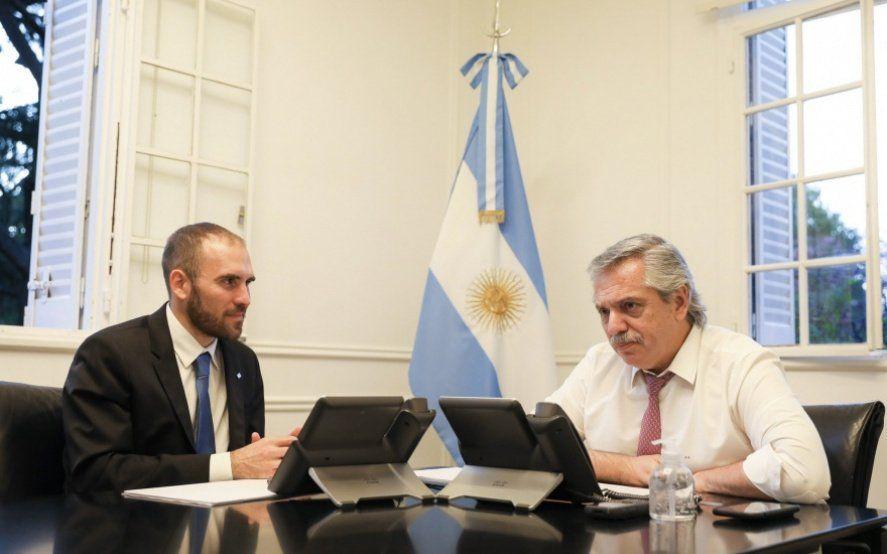 Alberto Fernández dijo que no habrá cambios en la venta oficial de dólares