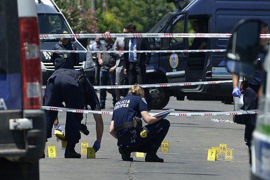 El robo del auto al policía fue el viernes pasado en Isidro Casanovas