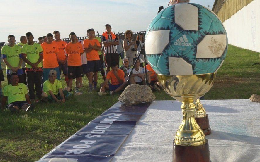 Mirá cómo se desarrolló el torneo de fútbol integrador Copa Penitenciaria Bonaerense 2019 en Florencio Varela