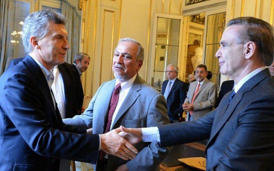 Sorprende Cambiemos con Miguel Pichetto como candidato a vicepresidente de Mauricio Macri