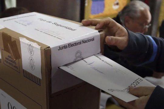 mira como quedaron conformados los frentes que competiran en las elecciones nacionales y provinciales