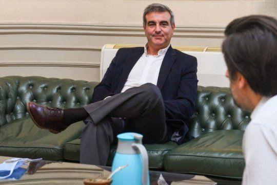 duranona celebro la intervencion de vicentin: ?es importante para la argentina y el mundo?