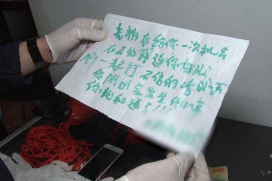 cayo la banda de ?huang lin?: extorsionaban a duenos de supermercados a cambio de no lastimar a sus familias