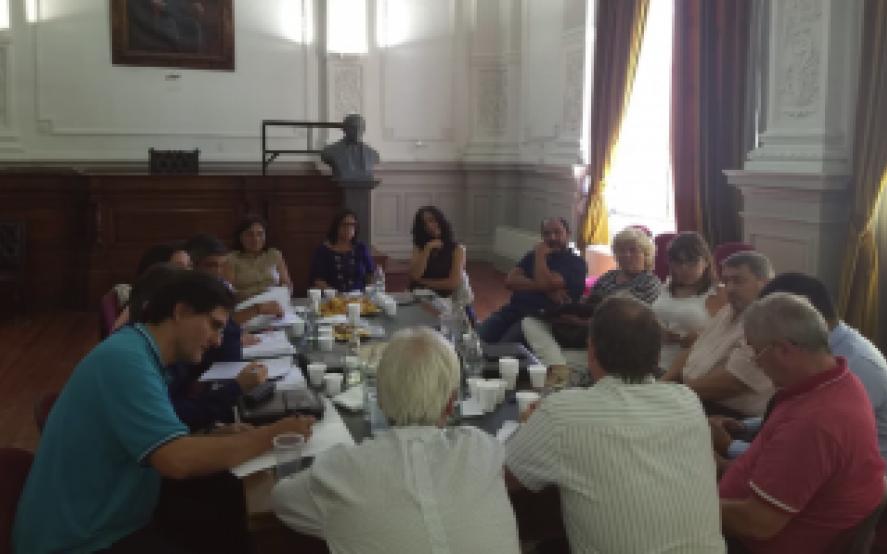 Gremios docentes le reclamaron a Provincia más recursos para el Servicio Alimentario Escolar