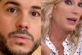 Yanina Latorre contra Magaldi por el uso de barbijo en la TV