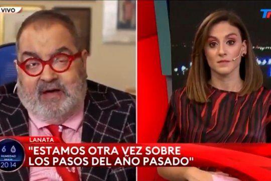 Jorge Lanata mezcló y confundió a las vacunas Sinopharm y la Sinovac al editorializar sobre la baja eficacia, para producir miedo y confusión