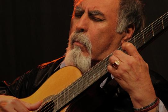 dolor en la musica: murio el reconocido guitarrista juanjo dominguez