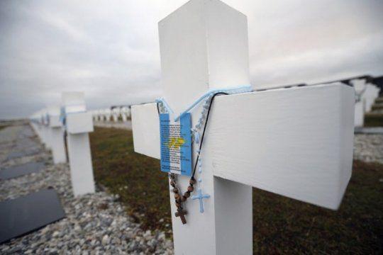prohibido olvidar: los numeros de una guerra que duro 74 dias y mato a 649 argentinos