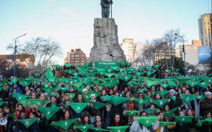 Convocan a un nuevo pañuelazo para pedir por el aborto legal en Mar del Plata