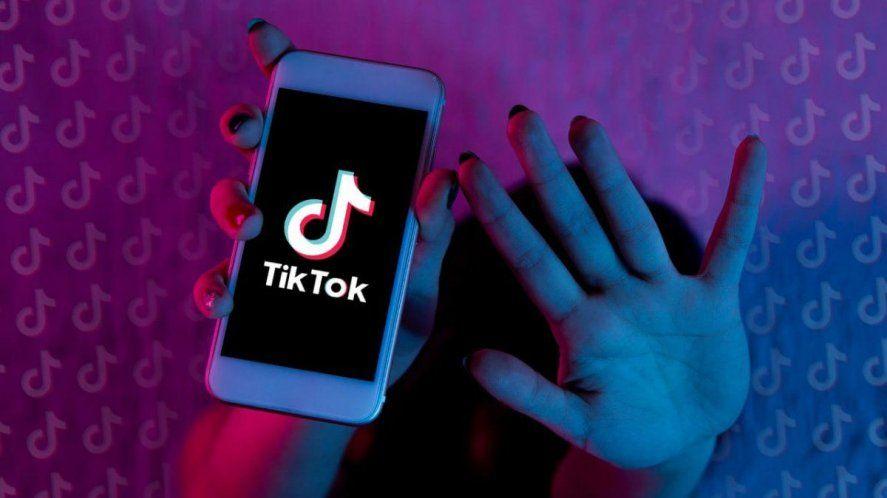 En TikTok se puede seleccionar la sincronización familiar para control parental.