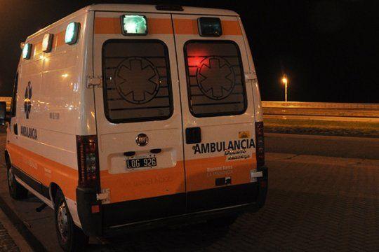 dos accidentes ocurridos esta madrugada fueron captados por las camaras de seguridad