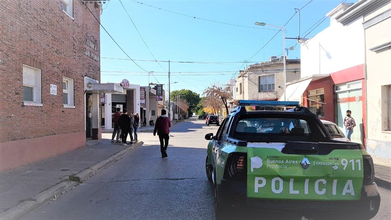 ramos mejia: investigan feroz femicidio seguido de suicidio