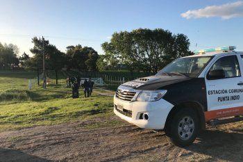 Los policías buscan identificar a la víctima fatal