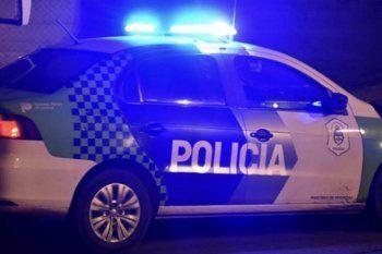 avellaneda: asalto de motochorros y un delincuente baleado