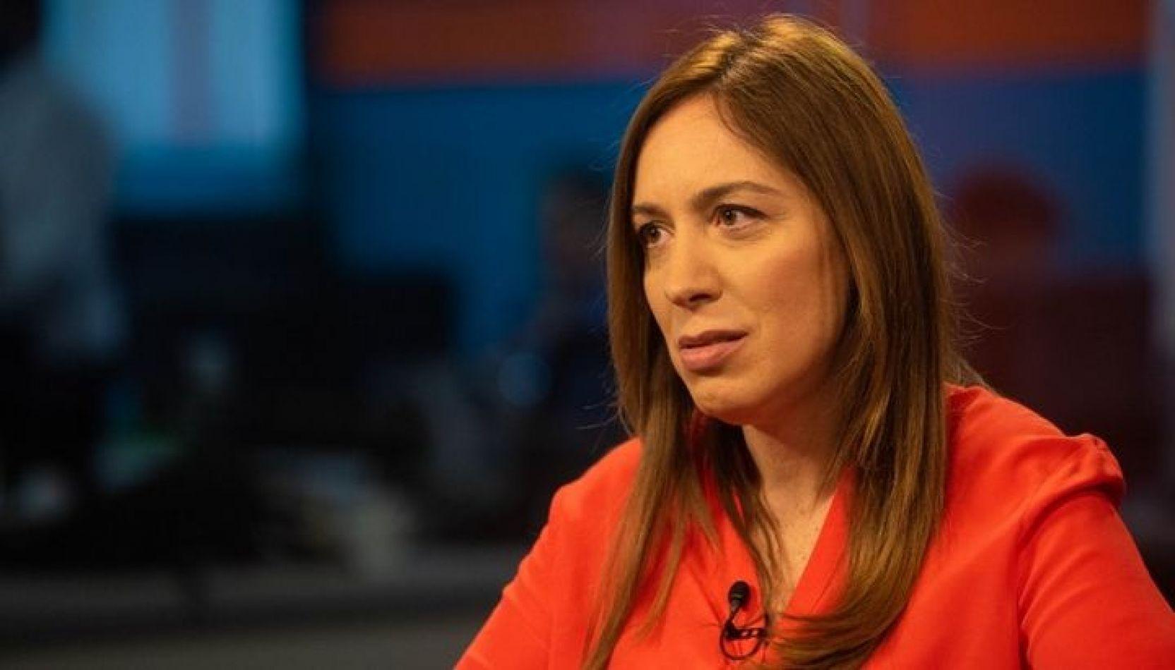 María Eugenia Vidal defendió el gobierno de Mauricio Macri antes de las Elecciones Legislativas
