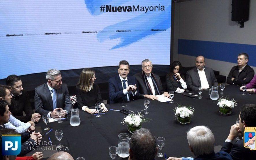Massa y Gioja se reúnen para cerrar el acuerdo entre el Frente Renovador y el peronismo