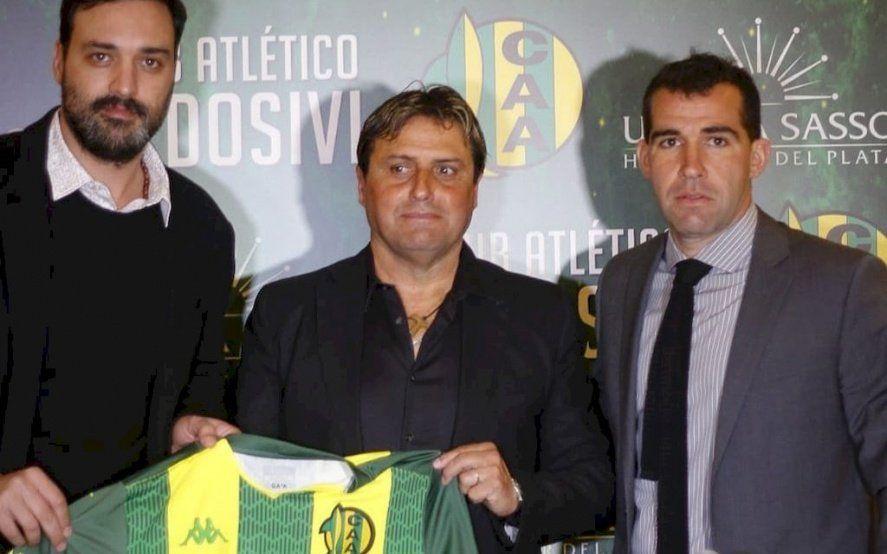 Mirá que dijo Messi sobre Gustavo Hoyos, su padrino futbolístico que buscará salvar a Aldosivi