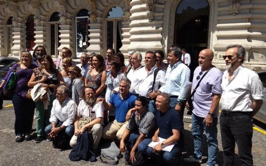 Gobierno y gremios acercaron posiciones en el primer encuentro de la paritaria nacional docente
