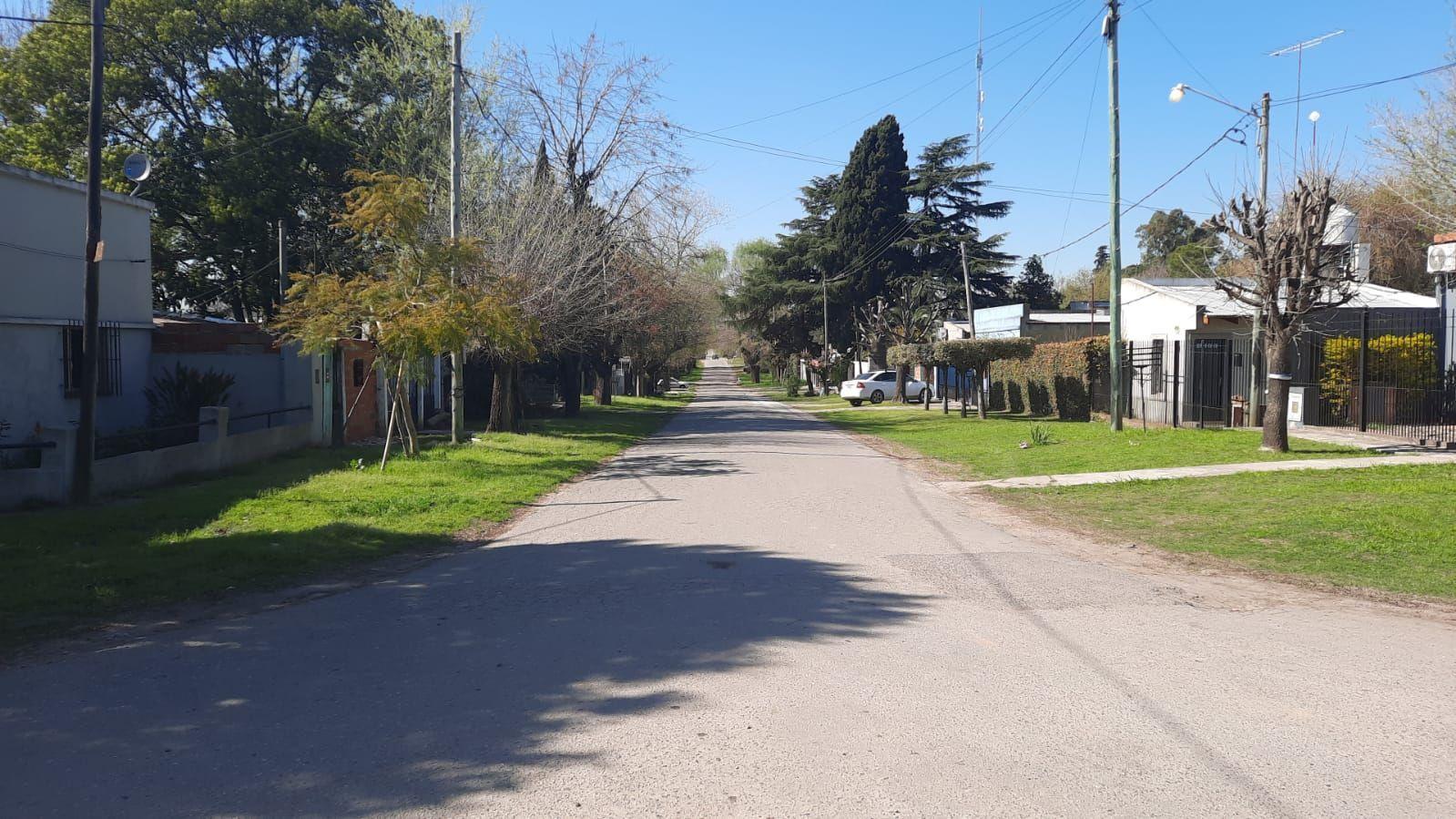 La entradera fue en 42 y 153, en el barrio San Carlos