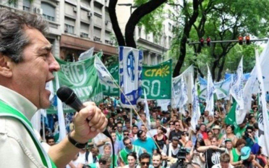 Los trabajadores estatales anunciaron un paro nacional para el 10 de septiembre