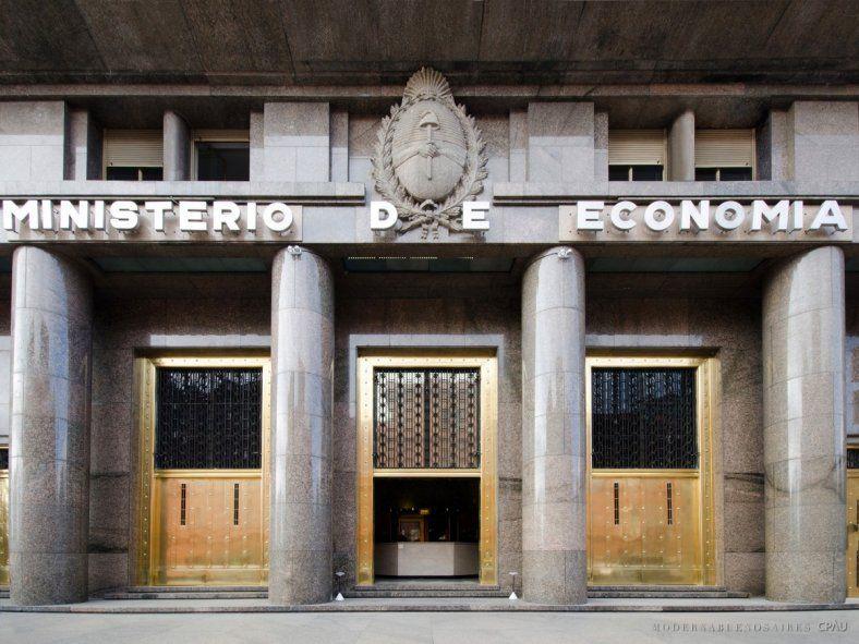 Recaudación en marzo: el Ministerio de Economía dio detalles