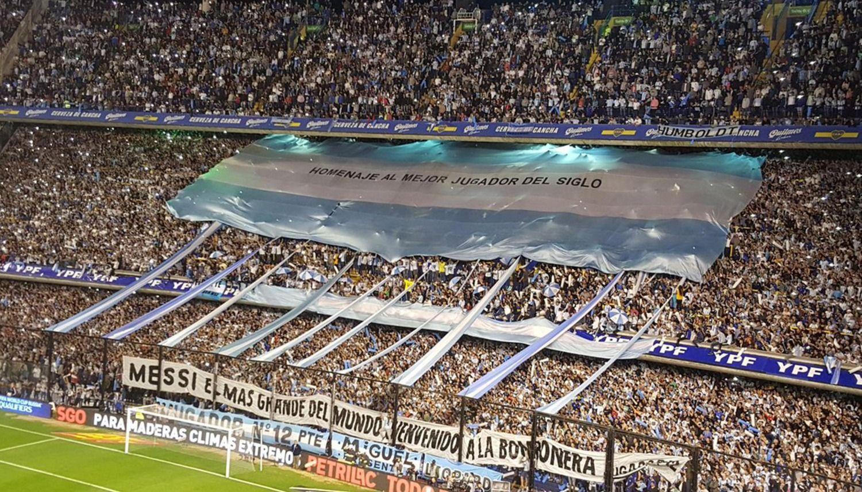 Estadios llenos y visitantes: Lammens garantizó el 100 para fin de año y las pruebas con dos hinchadas para 2022.