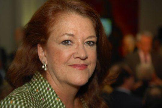 Alicia Castro argumentó no estar de acuerdo con la actual política de Relaciones Exteriores.visibility