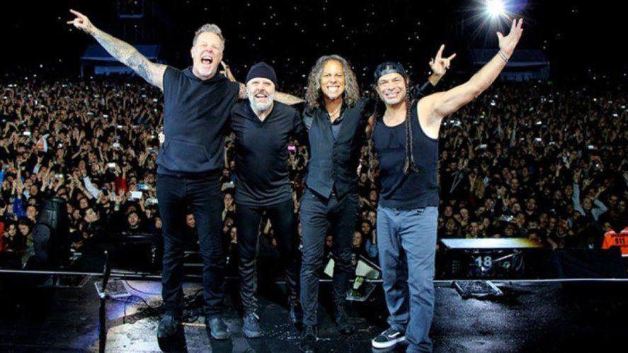 Metallica canceló nuevamente su visita a la Argentina