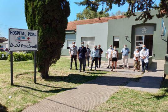 Necochea: Construirán dos viviendas y un local productivo