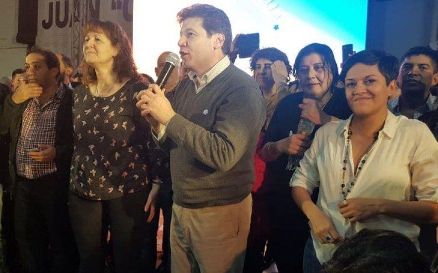 El Gobernador electo de Tierra del Fuego aseguró que trabajará para la fórmula Fernández-Fernández