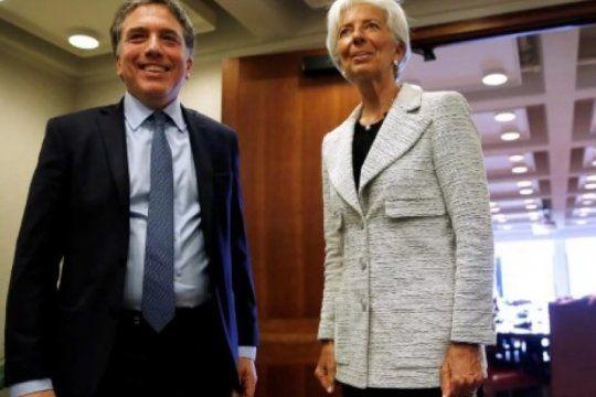 dujovne se reunio con lagarde: ?la recesion alcanzo su piso en diciembre?