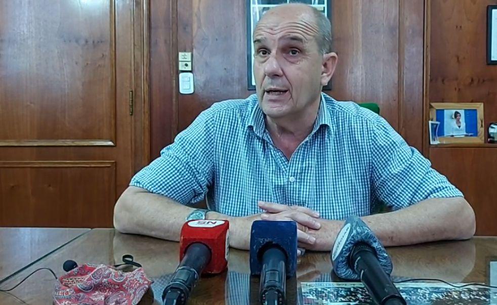 El intendente de Pehuajó, Pablo Zurro, habló sobre el robo de su automóvil