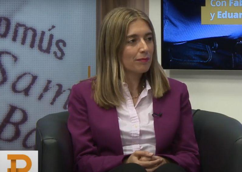 Danya Tavela aseguró que la gratuidad universitaria en la Argentina es un debate saldado