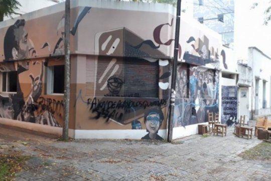 tras el ataque vandalico, el centro cultural ?el mordisquito? prepara una jornada solidaria