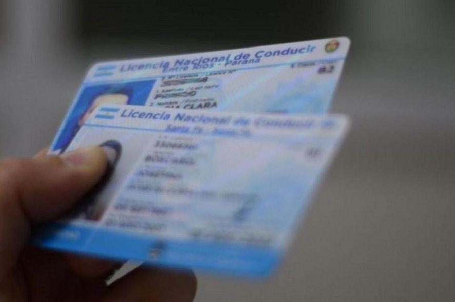 Prorroga de licencias de conducir