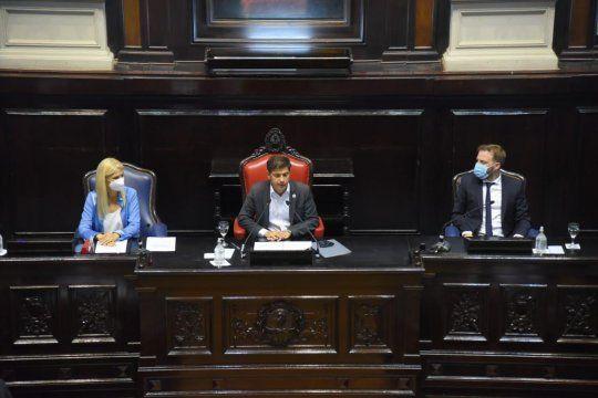 La oposición en la legislatura bonaerense le pide a Axel Kicillof un plan de gobierno antes que un cambio de Gabinete.