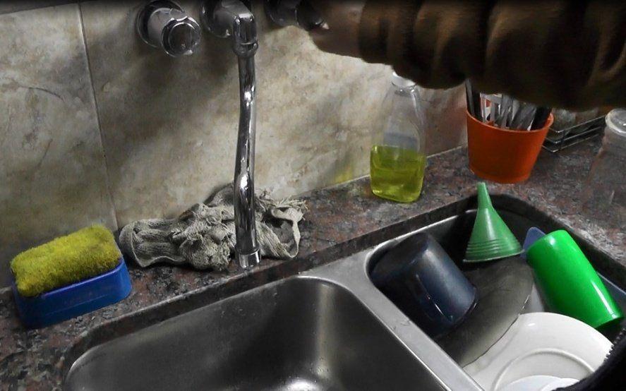 Vecinos de La Plata están sin agua hace 5 días: le exigen una solución a ABSA