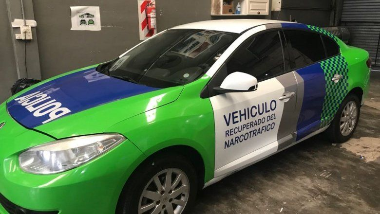 """De alta gama: Ritondo saca a las calles """"patrulleros vip"""" con vehículos incautados al narcotráfico"""