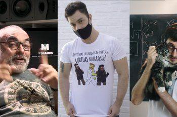 dia del docente universitario: 3 profesores y youtubers argentinos que la rompen en redes