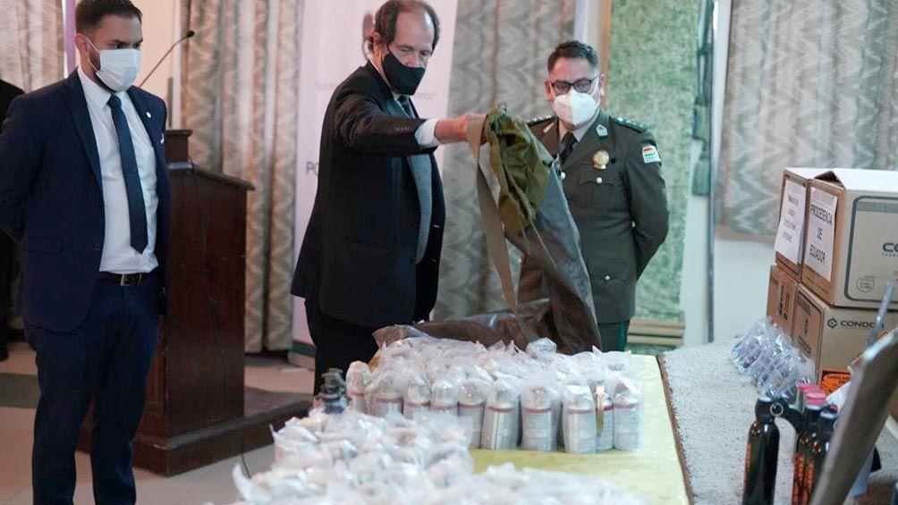Habilitan feria y piden pruebas del contrabando a Bolivia