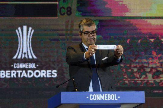 poca suerte para los argentinos: asi quedaron los sorteos de copa libertadores y copa sudamericana