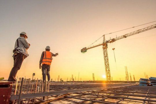 Blanqueo para impulsar la construcción que será el motor de la reactivación económica.