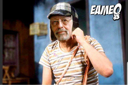 La genial creación de hoy de EAMEO, El Chavo Verbitsky
