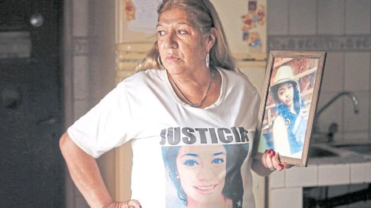 femicidio de araceli fulles: los ocho acusados al banquillo