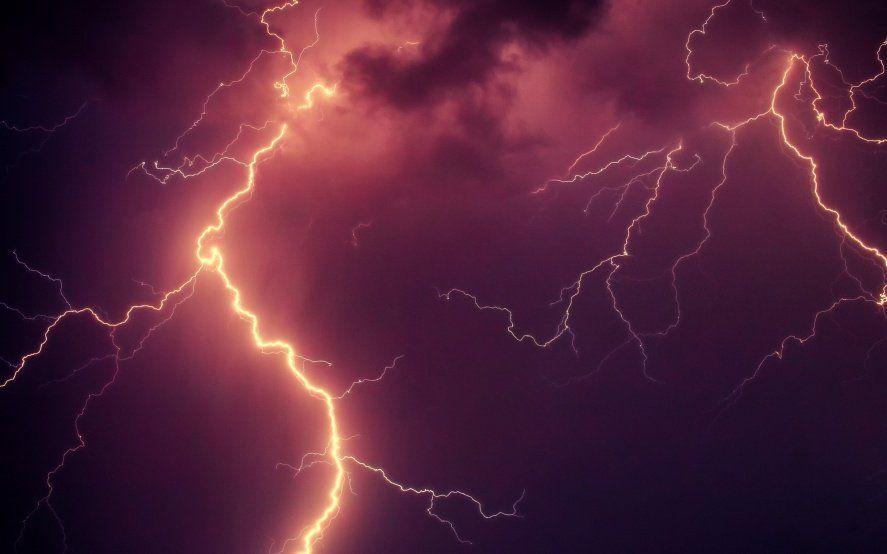 Alerta meteorológico por tormentas fuertes y precipitaciones abundantes en distintos puntos de la Provincia