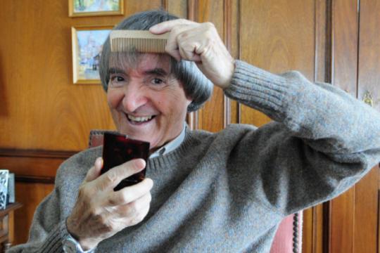 idolo de generaciones: carlitos bala cumple 94 anos y lo festeja con una transmision en vivo por facebook